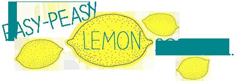 Voice Over Children Make it easy peasy lemon squeezy